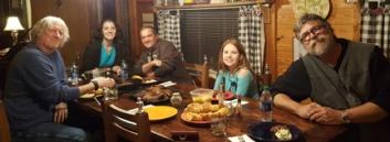 Steve at Table