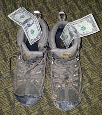 dollar shoes